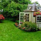 Simple Backyard Pinterest Account