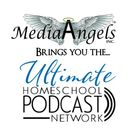 Ultimate Homeschool Podcast Network Pinterest Account