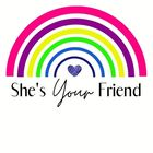 She's Your Friend Pinterest Account