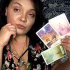 Space Girl Tarot's Pinterest Account Avatar