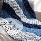 Mary Alderman Knitting Blanket Beginner Pinterest Account
