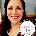 The Learning Lab TPT Teacher Pinterest Account
