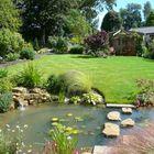 Natural Backyard Landscaping Pinterest Account