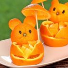 food carving Pinterest Account