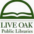 Live Oak Public Libraries Pinterest Account