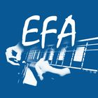Clases de guitarra en EFA Pinterest Account