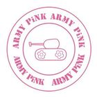 Army Pink instagram Account