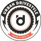 Urban Drivestyle Pinterest Account