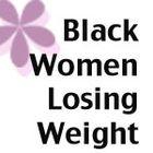 Black Women Losing Weight Pinterest Account