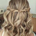 Medium Length Bridesmaid Hair Pinterest Account