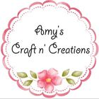 Amy's Craft n' Creations Pinterest Account