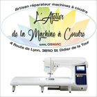 L'Atelier de la Machine à Coudre Pinterest Account