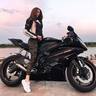 Motorrad Pinterest Account