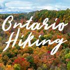 Ontario Hiking Pinterest Account