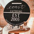 Coast Catering instagram Account