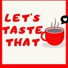 Let's Taste That Pinterest Account