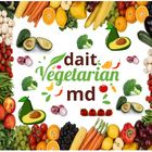 vegetarian.diet.md Pinterest Account