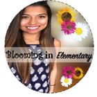 Blooming in Elementary Pinterest Account