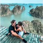American and the Brit - Travel Bloggers  Pinterest Account