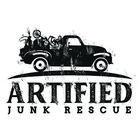 Artified Junk Rescue instagram Account