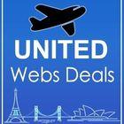 United Webs Deals instagram Account