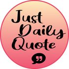 JustDailyQuote Pinterest Account