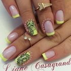 How to Acheive French Nail Tips at Home's Pinterest Account Avatar