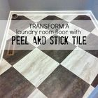 Laundry Room Tile Pattern Pinterest Account