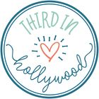 Third in Hollywood Pinterest Account