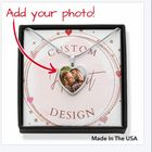 Custom Heart Design's Pinterest Account Avatar