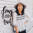 Pray and Teach || Lala Lor Pinterest Account