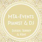 MTA Events UK Pinterest Account