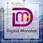 Digital Manohar instagram Account