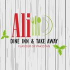 Ali Dine in and Takeaway instagram Account
