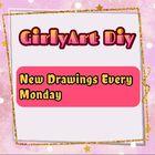 GirlyArt Diy's Pinterest Account Avatar