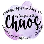 My Designs in the Chaos Pinterest Account