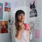 Pink Moon Blog Pinterest Account