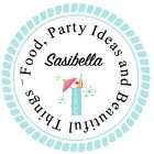 Sasibella  / Blog: Food, Party Ideas, DIY and Beautiful Things