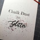 Chalk Dust and Glitter with Andrea Radd instagram Account