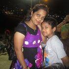 Shireesha Shambhu instagram Account