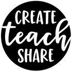 Create.Teach.Share Pinterest Account
