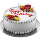 Birthday Cake White Ideen Pinterest Account