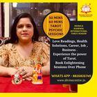 Tarot Reader In Delhi's Pinterest Account Avatar
