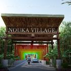 Nouka Village Bandung instagram Account