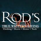 Rod's Western Palace's Pinterest Account Avatar