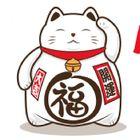 Maneki Neko - Lucky Cat Pinterest Account