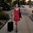 Andrea ✈︎ The Capsule Suitcase