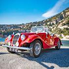 Classic Car Trip Pinterest Account