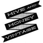 hive + honey vintage