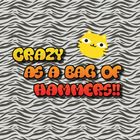Crazy As A Bag Of Hammers Pinterest Account
